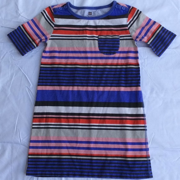 Tea Collection Other - Tea collection little girls dress sz 8